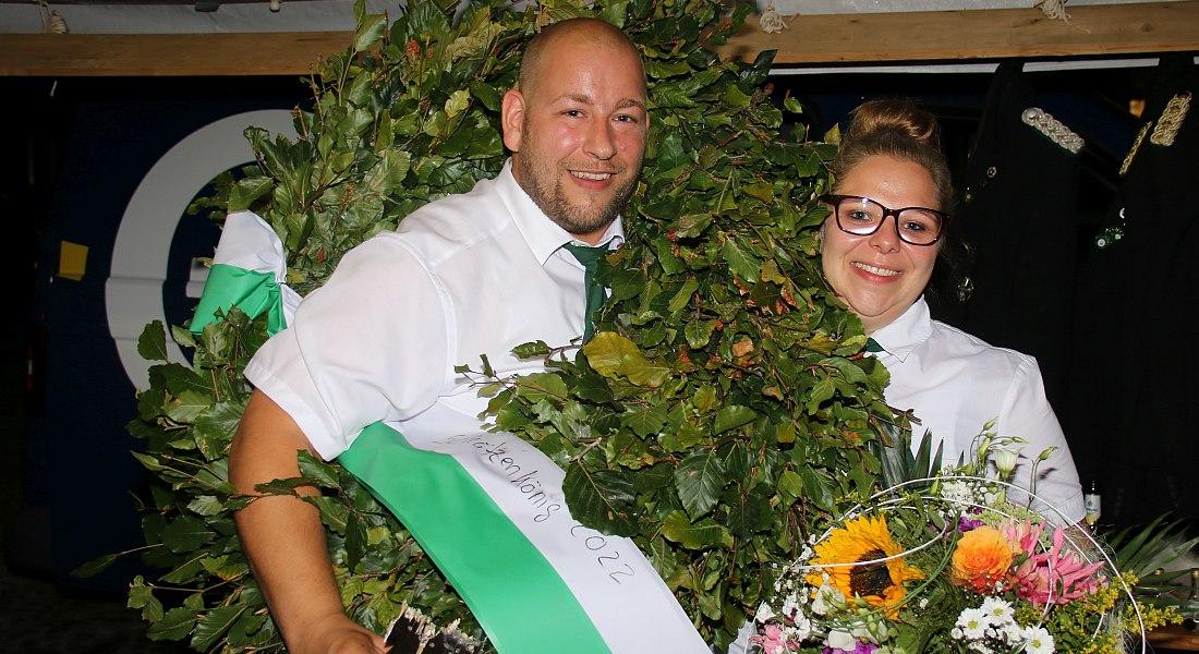 Königspaar 2018